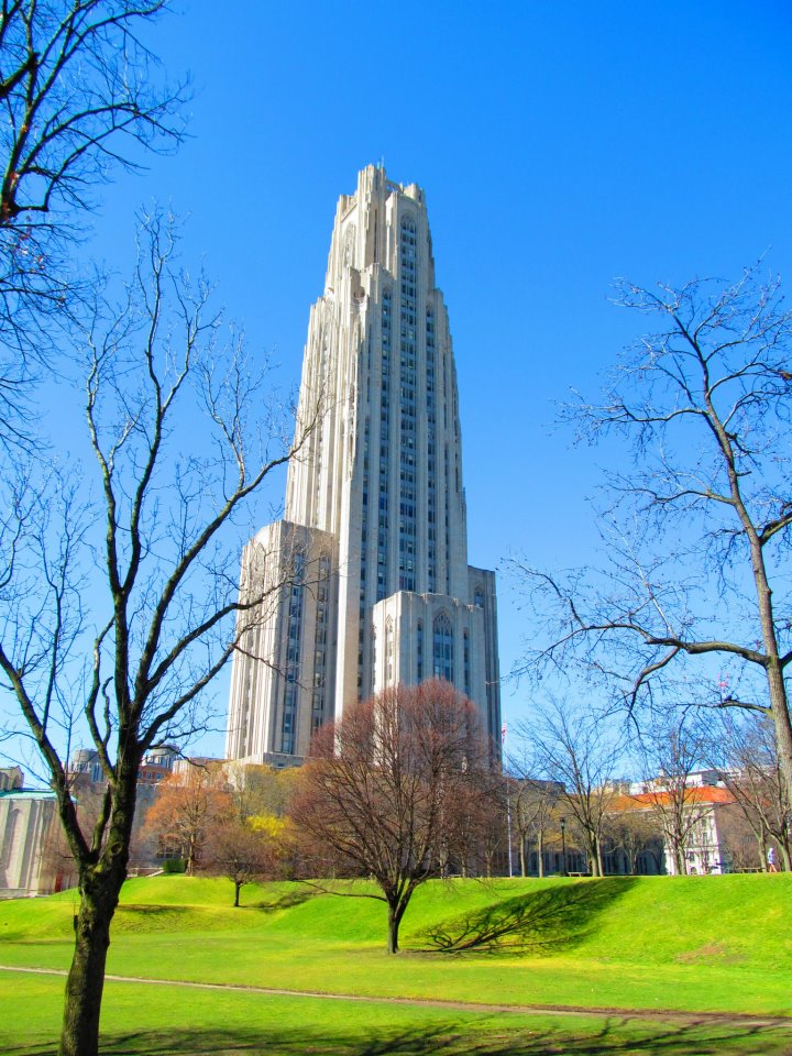 Cathedral of Learning, Pittsburgh, PA