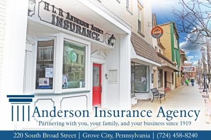 Anderson Insurance Ad