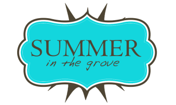 summer in the grove logo