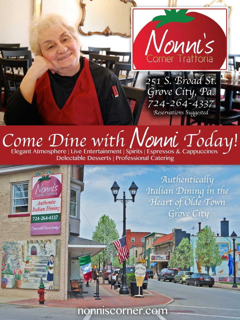 Nonnis Ad5 - living the grove ad